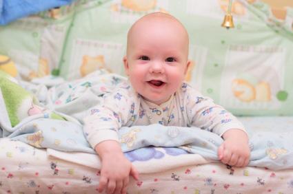 Pościel niemowlęca - pastelowa